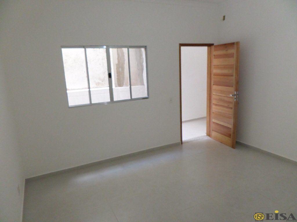 LOCAÇÃO | CASA TéRREA - Jardim Brasil Zona Norte - 1 dormitórios - 1 Vagas - 50m² - CÓD:EJ4261