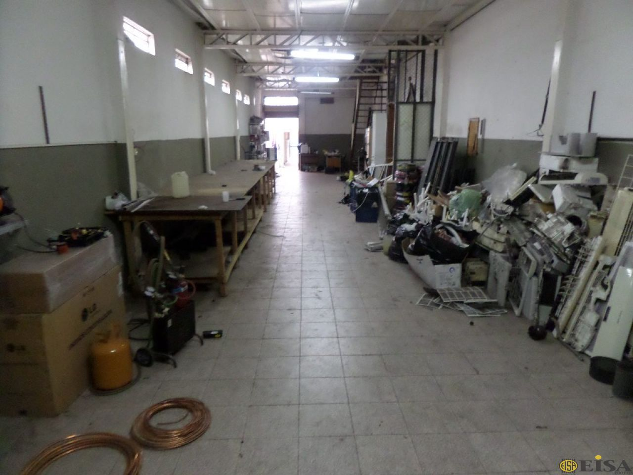 VENDA | GALPãO - Parque Edu Chaves - 2 dormitórios - 2 Vagas - 278m² - CÓD:EJ4276