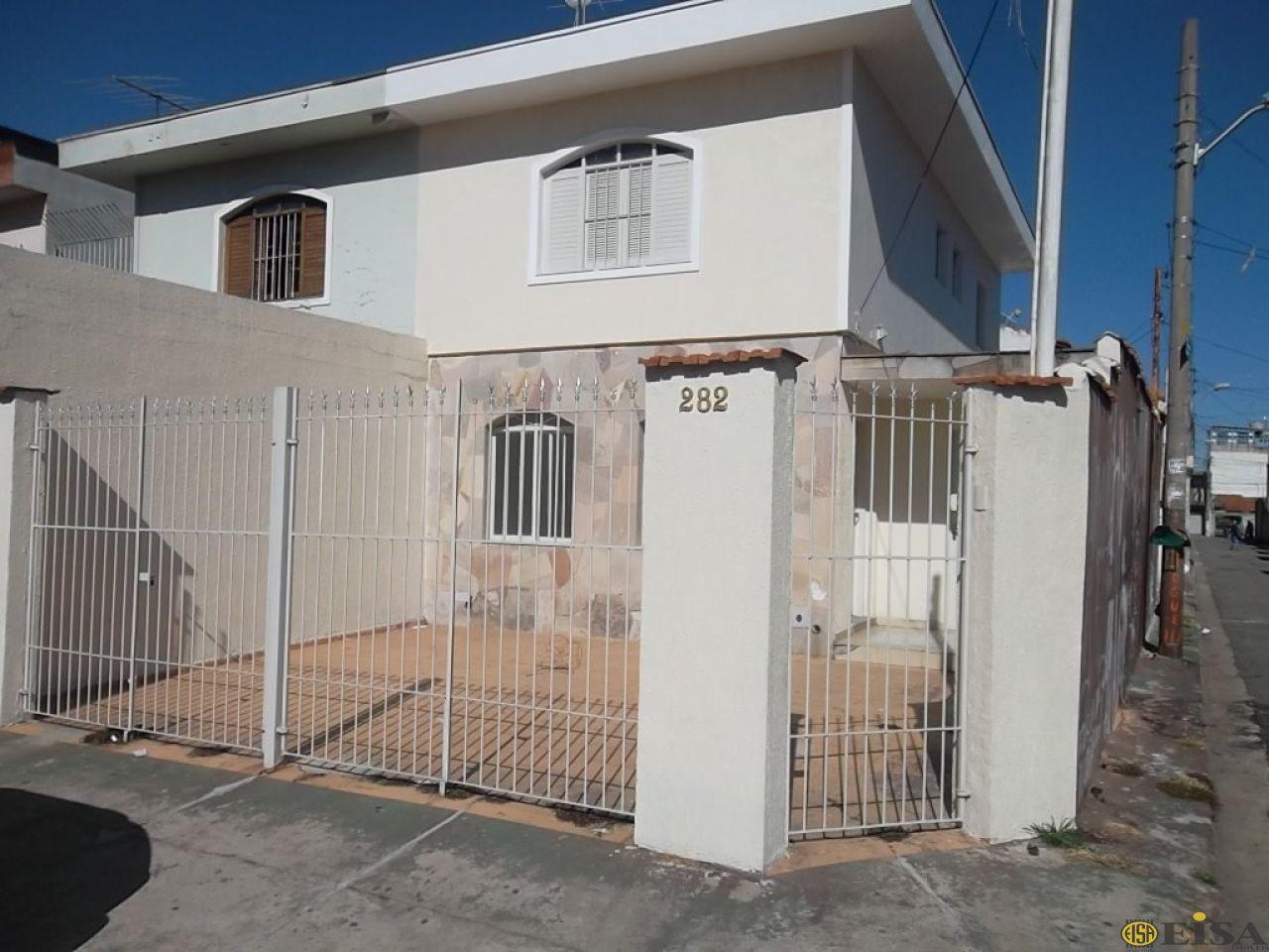 VENDA | SOBRADO - Jardim Brasil Zona Norte - 2 dormitórios - 2 Vagas - 101m² - CÓD:EJ4285