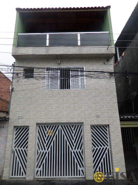 VENDA   SOBRADO - Jardim Brasil Zona Norte - 3 dormitórios - 1 Vagas - 100m² - CÓD:EJ4292