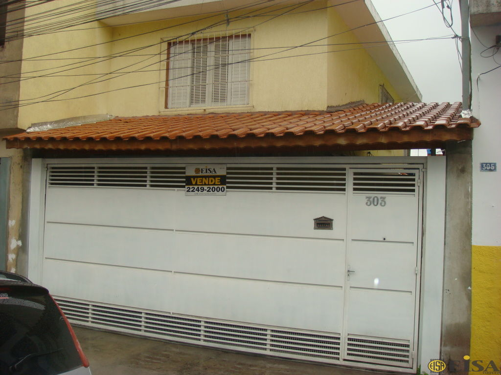 VENDA | SOBRADO - Jardim Brasil Zona Norte - 2 dormitórios - 3 Vagas - 150m² - CÓD:EJ4301