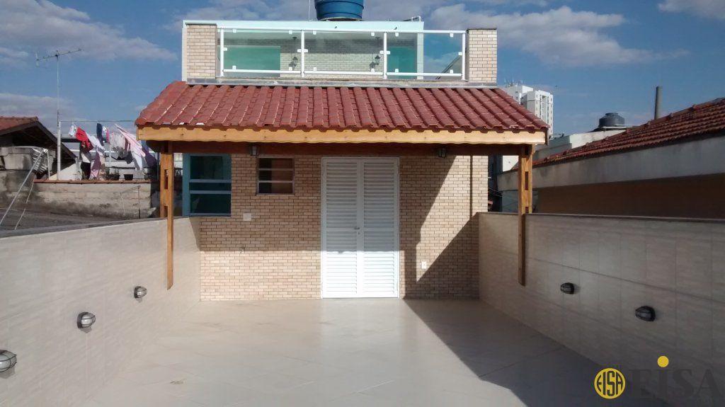 VENDA | SOBRADO - Parque Edu Chaves - 3 dormitórios - 3 Vagas - 130m² - CÓD:EJ4341