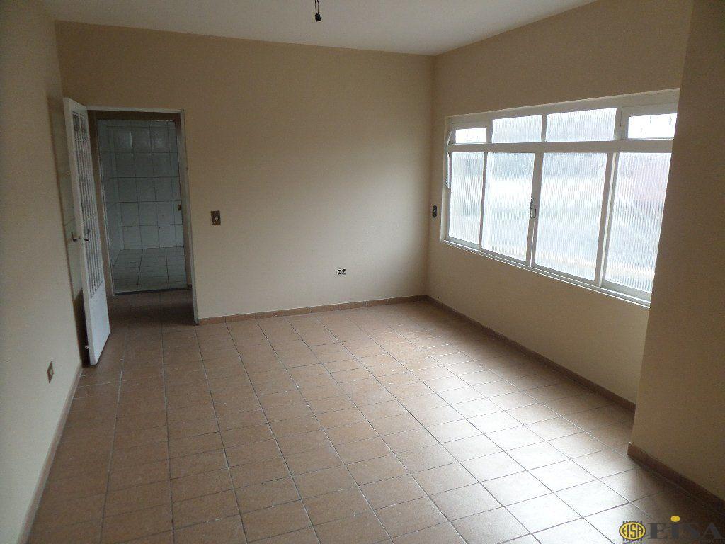 LOCAÇÃO   CASA ASSOBRADADA - Parque Edu Chaves - 3 dormitórios - 1 Vagas - 100m² - CÓD:EJ4369