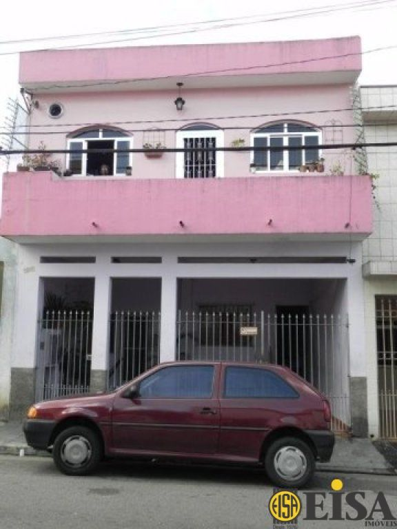 VENDA | SOBRADO - Jardim Brasil Zona Norte - 2 dormitórios - 1 Vagas - 124m² - CÓD:EJ4382