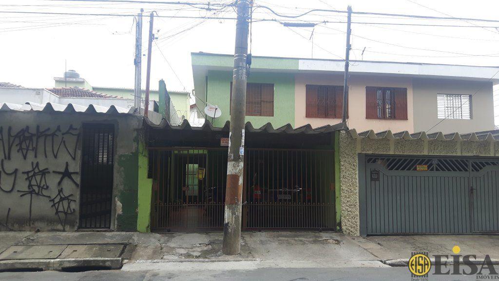 VENDA   SOBRADO - Parque Edu Chaves - 2 dormitórios - 1 Vagas - 110m² - CÓD:EJ4384