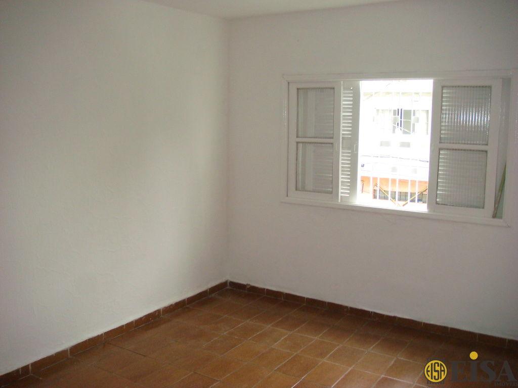 LOCAÇÃO | CASA TéRREA - Jardim Brasil Zona Norte - 1 dormitórios -  Vagas - 40m² - CÓD:EJ4405