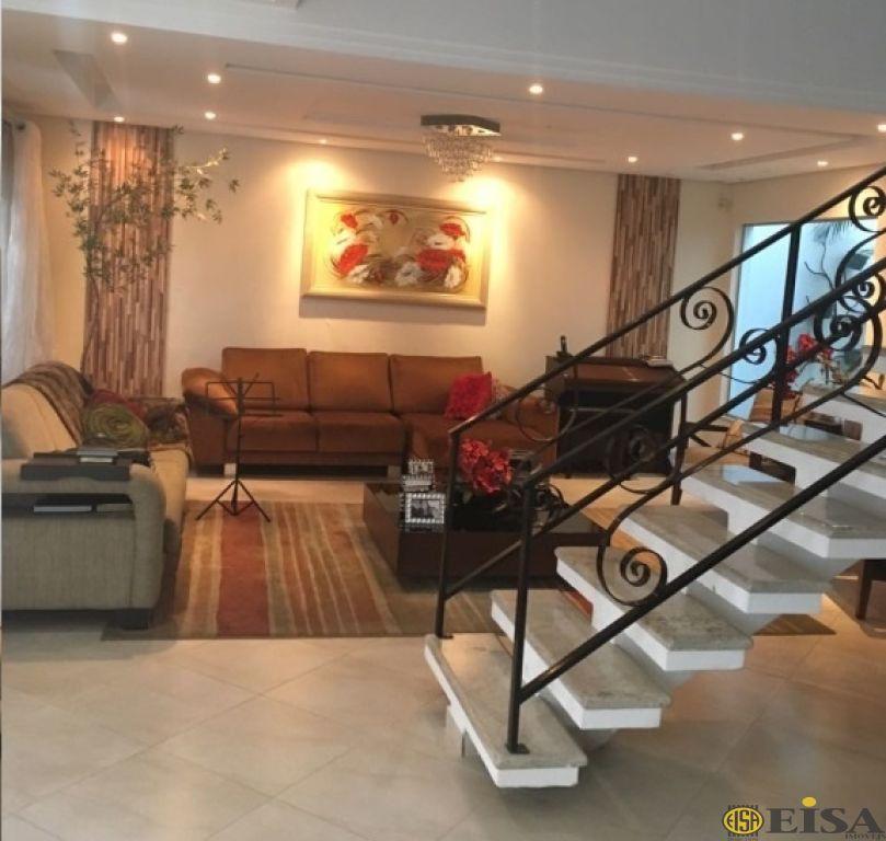 VENDA | SOBRADO - Parque Edu Chaves - 4 dormitórios - 6 Vagas - 200m² - CÓD:EJ4425