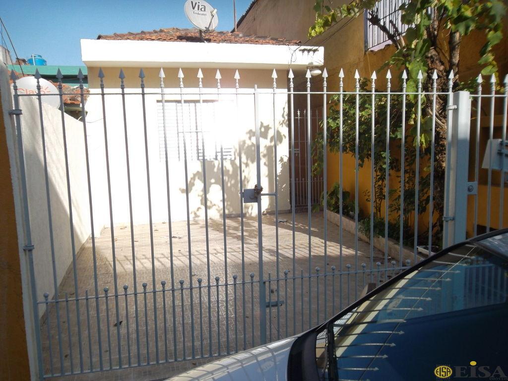VENDA | CASA TéRREA - Parque Edu Chaves - 2 dormitórios - 1 Vagas - 80m² - CÓD:EJ4446