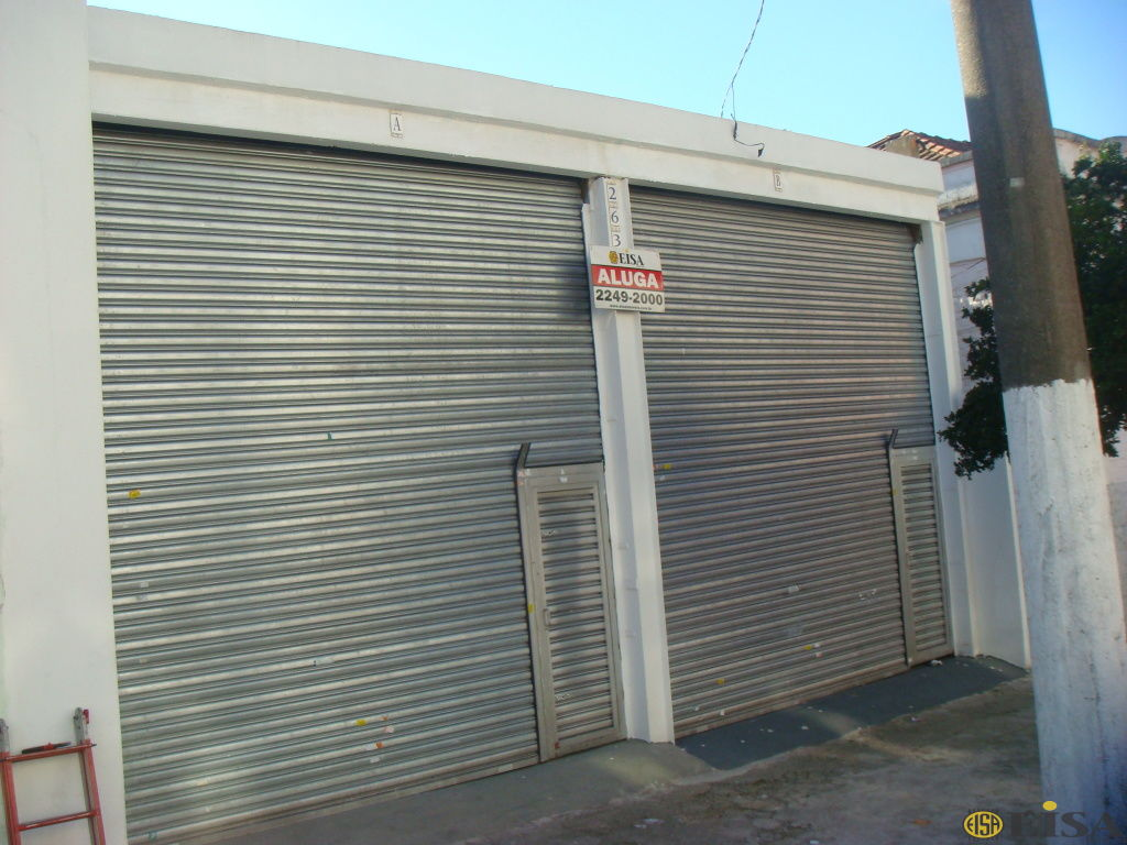 LOCAÇÃO | COMERCIAL - Brás -  dormitórios -  Vagas - 75m² - CÓD:EJ4448