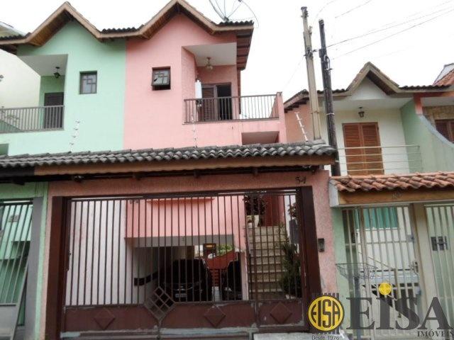 VENDA | SOBRADO - Vila Rosália - 3 dormitórios - 4 Vagas - 204m² - CÓD:EJ4450