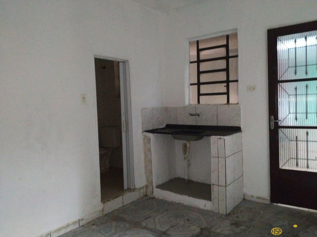 LOCAÇÃO | CASA TéRREA - Parque Edu Chaves - 1 dormitórios -  Vagas - 20m² - CÓD:EJ4459