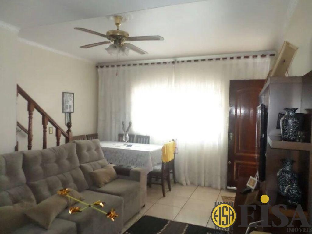 VENDA | SOBRADO - Parque Edu Chaves - 2 dormitórios - 2 Vagas - 100m² - CÓD:EJ4462