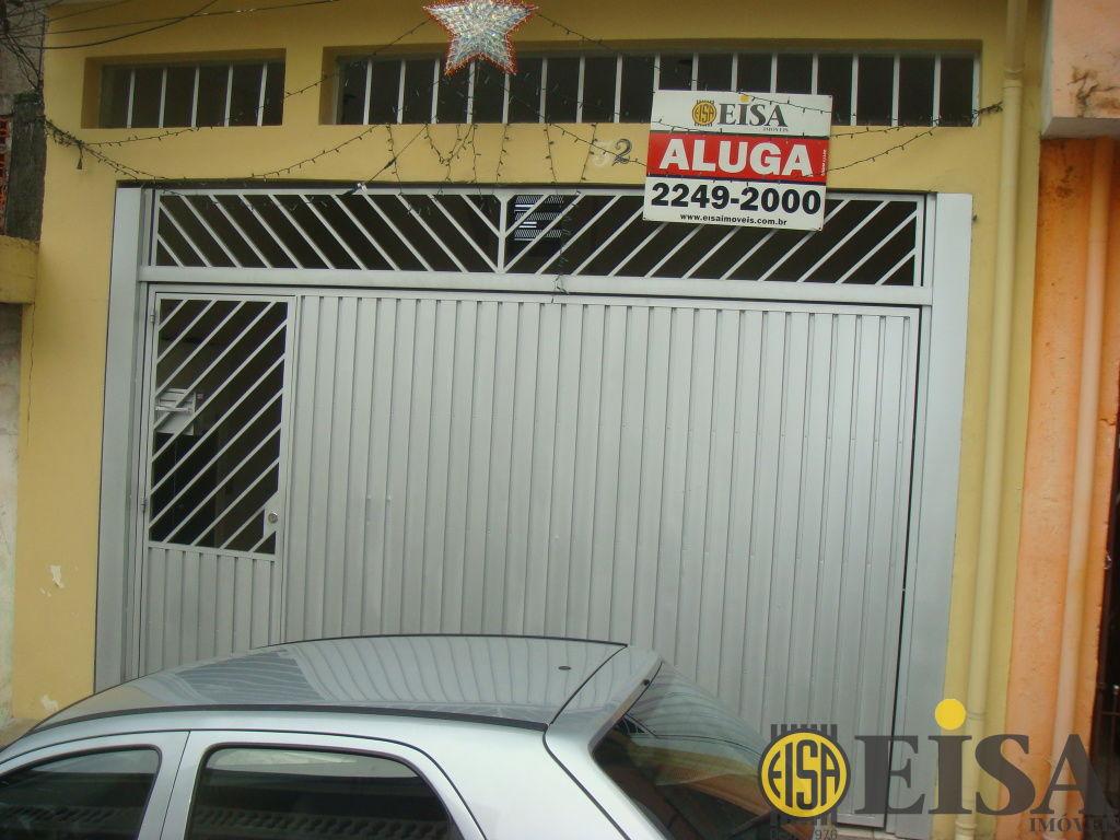 LOCAÇÃO   CASA TéRREA - Tremembé - 1 dormitórios -  Vagas - 50m² - CÓD:EJ4472