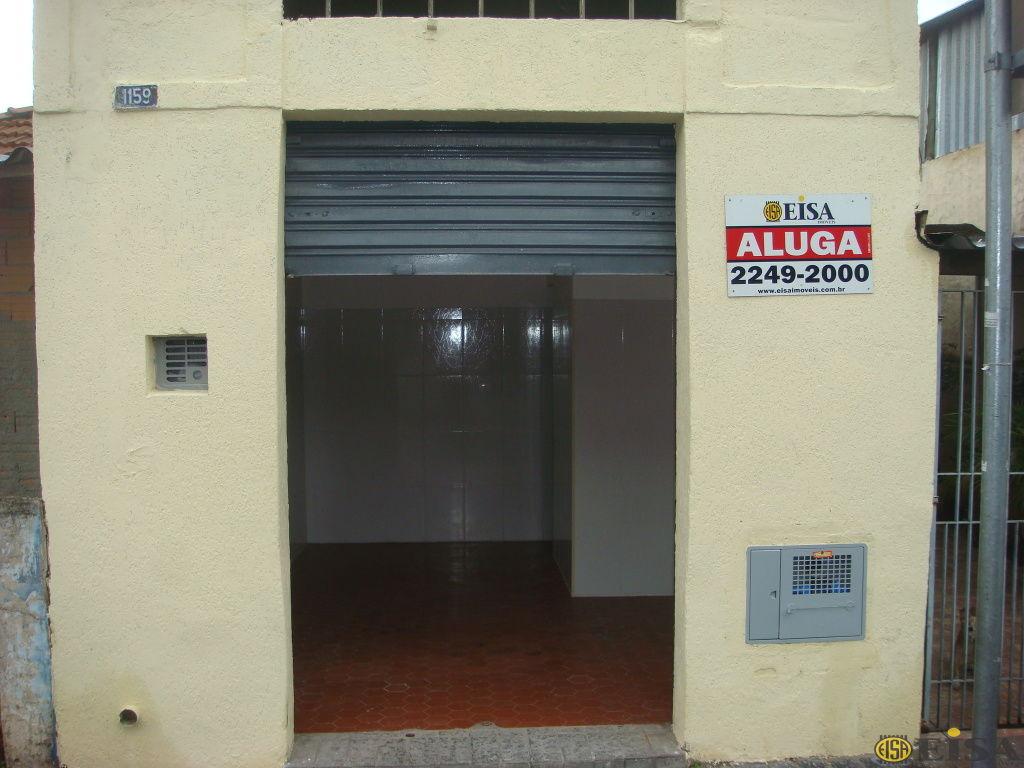 LOCAÇÃO | COMERCIAL - Jardim Brasil Zona Norte -  dormitórios -  Vagas - 15m² - CÓD:EJ4485