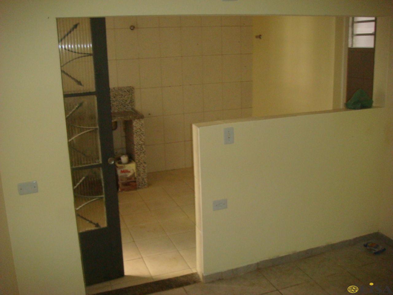 LOCAÇÃO | CASA TéRREA - Jaçanã - 1 dormitórios -  Vagas - 50m² - CÓD:EJ4488