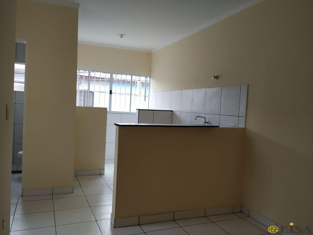 LOCAÇÃO | CASA TéRREA - Jaçanã - 1 dormitórios -  Vagas - 30m² - CÓD:EJ4490