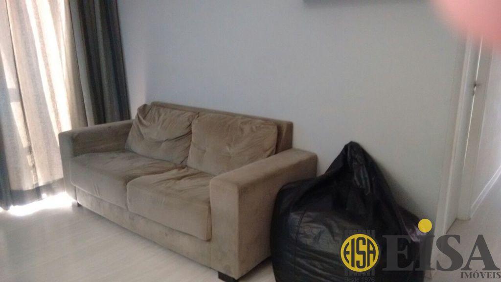 VENDA | APARTAMENTO - Jardim Flor de Maio - 2 dormitórios - 1 Vagas - 51m² - CÓD:EJ4500