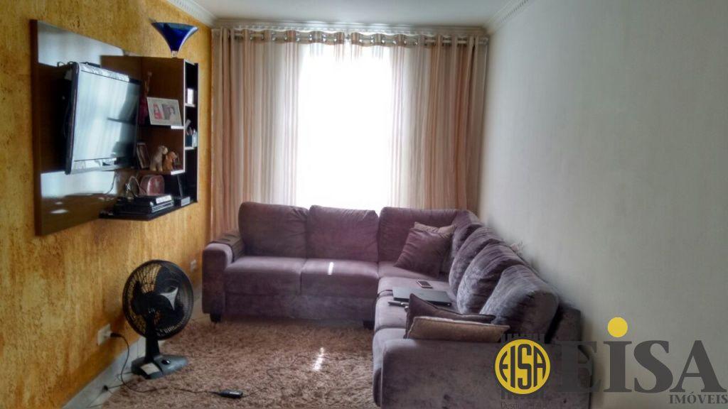 VENDA   APARTAMENTO - Vila Sabrina - 2 dormitórios - 1 Vagas - 50m² - CÓD:EJ4506