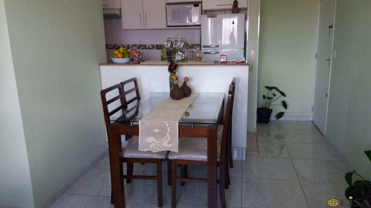 VENDA | APARTAMENTO - Jaçanã - 2 dormitórios - 1 Vagas - 44m² - CÓD:EJ4522