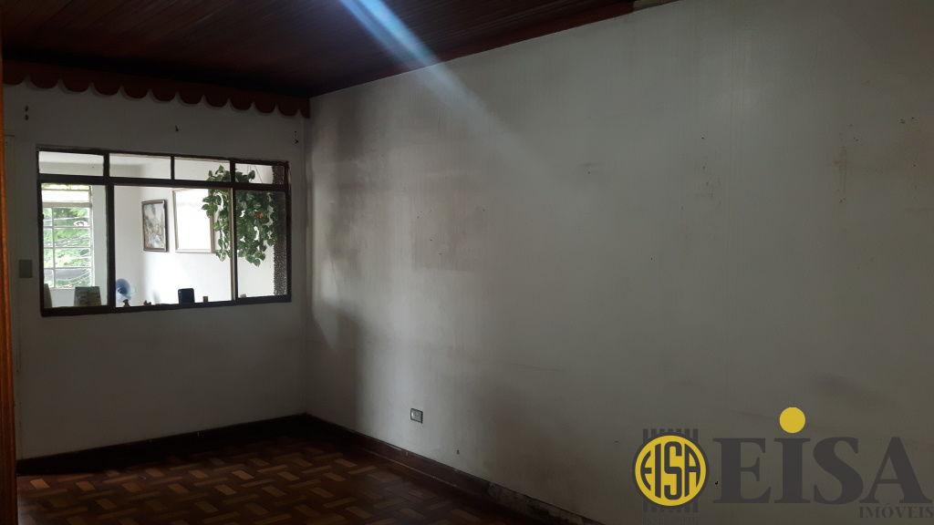 VENDA | CASA ASSOBRADADA - Tucuruvi - 2 dormitórios - 2 Vagas - 165m² - CÓD:EJ4536
