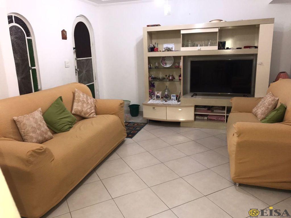 VENDA | SOBRADO - Parque Edu Chaves - 3 dormitórios - 2 Vagas - 100m² - CÓD:EJ4604