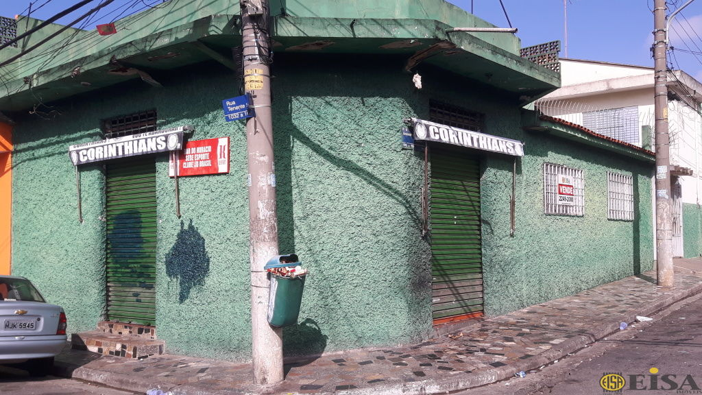 VENDA   SOBRADO - Jardim Brasil Zona Norte - 2 dormitórios - 1 Vagas - 150m² - CÓD:EJ4618