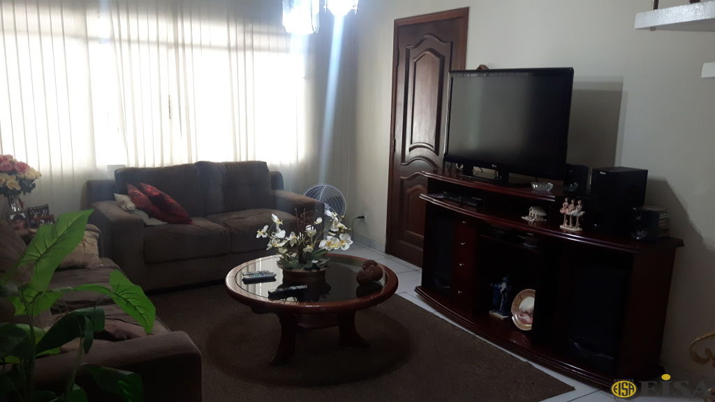 VENDA | SOBRADO - Jardim Brasil Zona Norte - 3 dormitórios - 1 Vagas - 160m² - CÓD:EJ4622