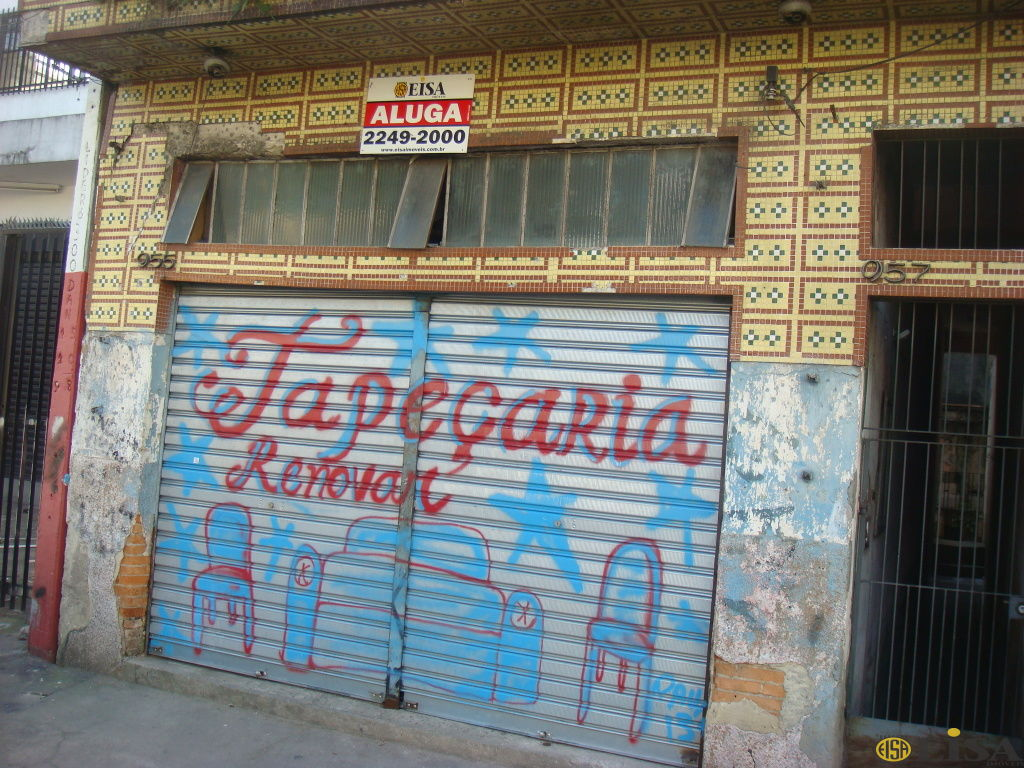 LOCAÇÃO | COMERCIAL - Jardim Brasil Zona Norte -  dormitórios -  Vagas - 40m² - CÓD:EJ4635