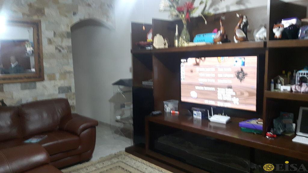 VENDA   CASA TéRREA - Parque Edu Chaves - 3 dormitórios - 2 Vagas - 110m² - CÓD:EJ4648