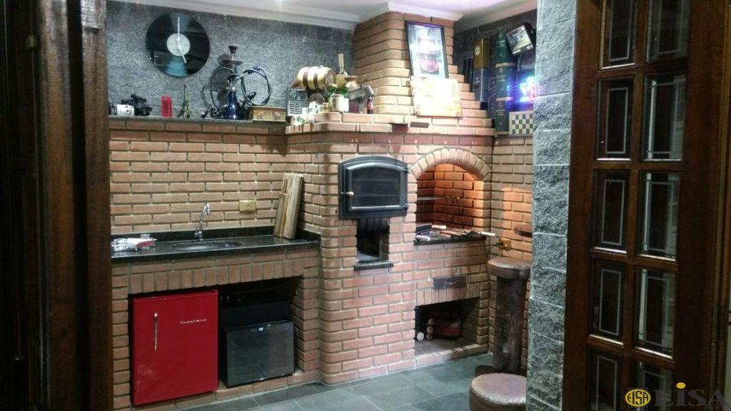 VENDA | SOBRADO - Jardim Paulista - 3 dormitórios - 2 Vagas - 160m² - CÓD:EJ4649