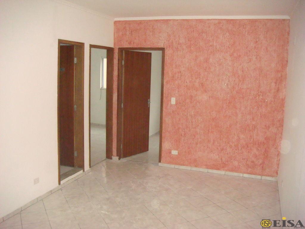 LOCAÇÃO | APARTAMENTO - Jardim Brasil Zona Norte - 2 dormitórios -  Vagas - 50m² - CÓD:EJ4666