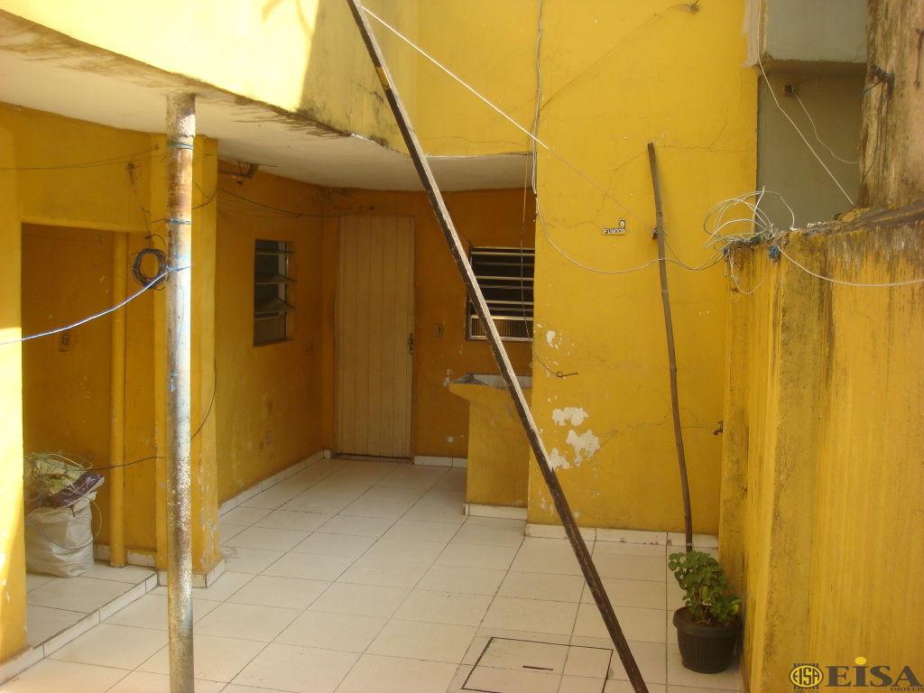 LOCAÇÃO | CASA TéRREA - Parque Edu Chaves - 1 dormitórios -  Vagas - 50m² - CÓD:EJ4722