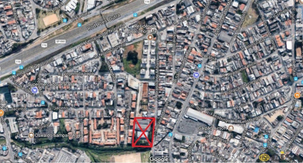 VENDA | GALPãO - Cidade Parque Alvorada -  dormitórios -  Vagas - 2511m² - CÓD:EJ4738
