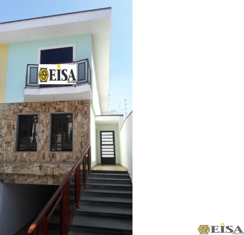 VENDA | SOBRADO - Parada Inglesa - 3 dormitórios - 6 Vagas - 190m² - CÓD:EJ4745