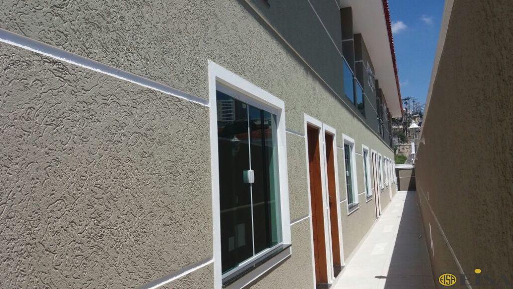 VENDA | CONDOMíNIO - Vila Mazzei - 2 dormitórios - 2 Vagas - 74m² - CÓD:EJ4748