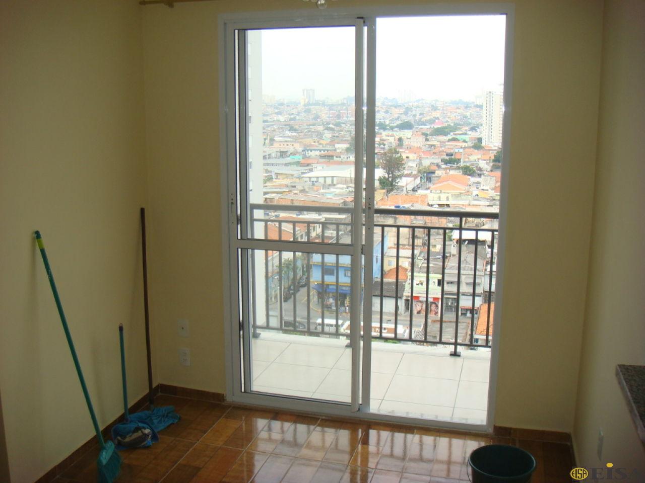 LOCAÇÃO | APARTAMENTO - Jardim Brasil Zona Norte - 2 dormitórios - 1 Vagas - 50m² - CÓD:EJ4755