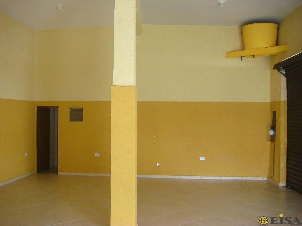 LOCAÇÃO | COMERCIAL - Jardim Brasil Zona Norte -  dormitórios -  Vagas - 100m² - CÓD:EJ4781