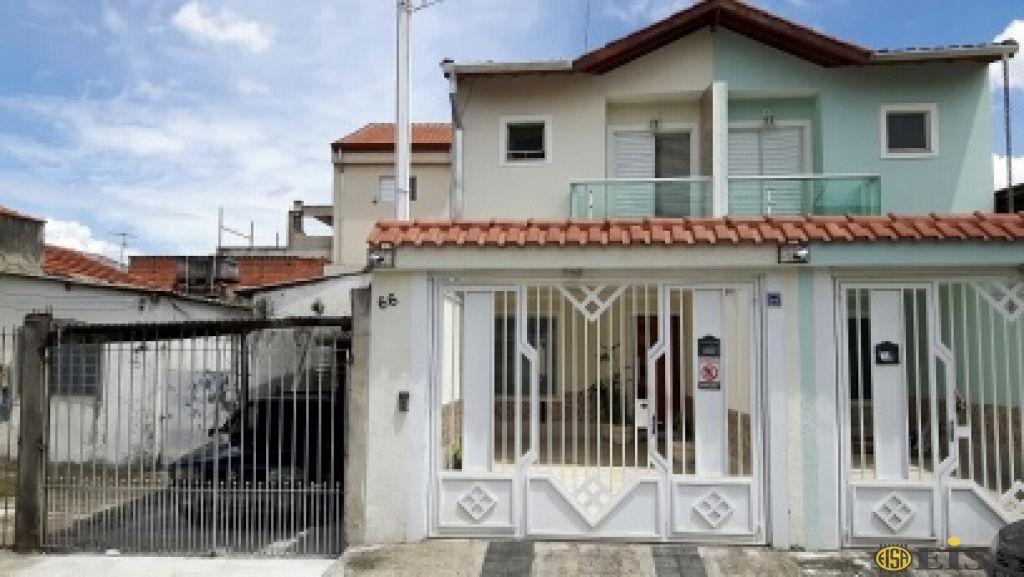 VENDA | SOBRADO - Jardim Brasil Zona Norte - 3 dormitórios - 2 Vagas - 100m² - CÓD:EJ4785