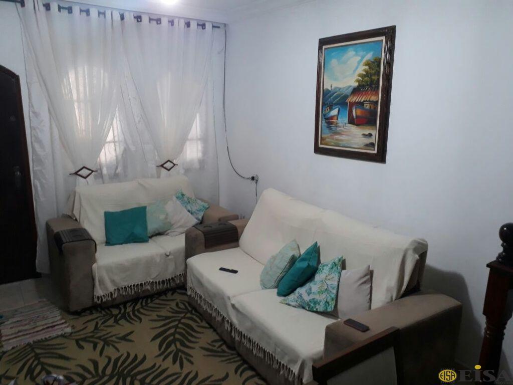VENDA | SOBRADO - Parque Edu Chaves - 3 dormitórios - 1 Vagas - 84m² - CÓD:EJ4790