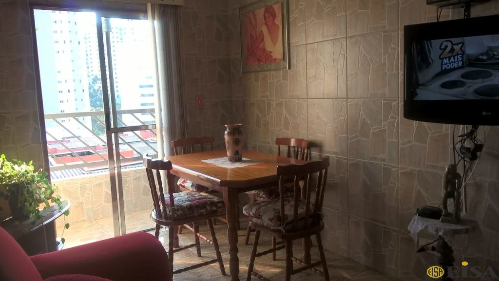 VENDA | APARTAMENTO - Jardim Iporanga - 2 dormitórios - 1 Vagas - 57m² - CÓD:EJ4794