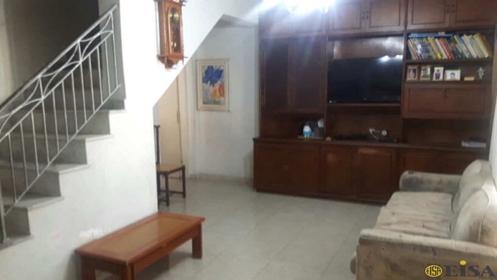 VENDA | SOBRADO - Jardim Brasil Zona Norte - 3 dormitórios - 3 Vagas - 220m² - CÓD:EJ4805