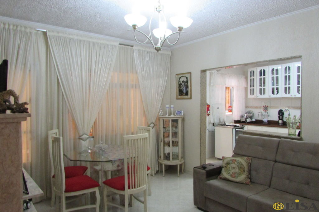 VENDA | CASA TéRREA - Vila Medeiros - 3 dormitórios - 2 Vagas - 136m² - CÓD:EJ4814