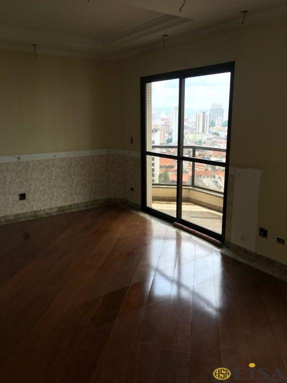 VENDA | APARTAMENTO - Tatuapé - 3 dormitórios - 2 Vagas - 126m² - CÓD:EJ4827