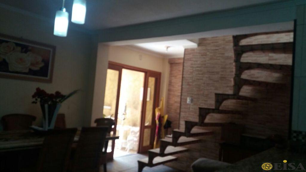 VENDA | SOBRADO - Jardim Brasil Zona Norte - 5 dormitórios - 4 Vagas - 250m² - CÓD:EJ4828