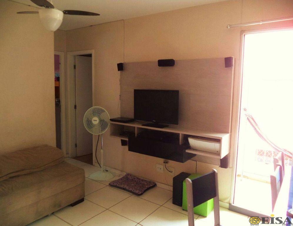 VENDA | APARTAMENTO - Jardim Brasil Zona Norte - 2 dormitórios - 1 Vagas - 50m² - CÓD:EJ4830