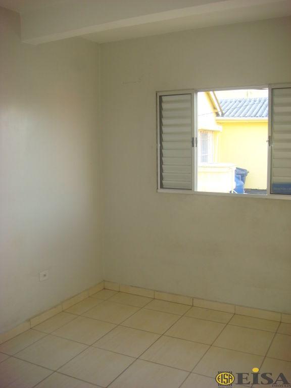 LOCAÇÃO | CASA ASSOBRADADA - Jardim Brasil Zona Norte - 1 dormitórios -  Vagas - 50m² - CÓD:EJ4843