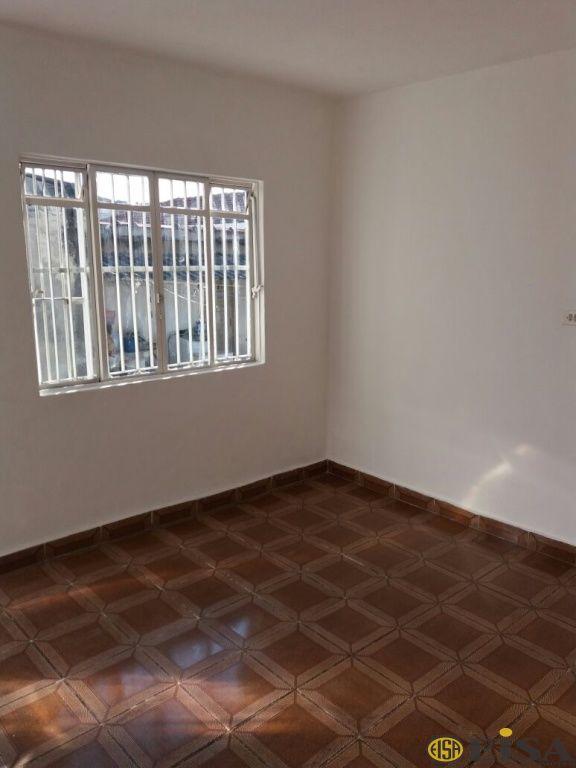 LOCAÇÃO | CASA ASSOBRADADA - Jardim Brasil Zona Norte - 1 dormitórios -  Vagas - 60m² - CÓD:EJ4845