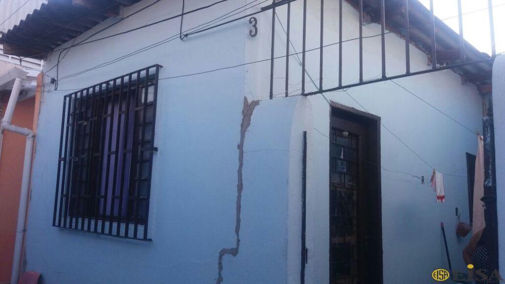 VENDA | CASA TéRREA - Parque Edu Chaves - 1 dormitórios -  Vagas - 37m² - CÓD:EJ4854