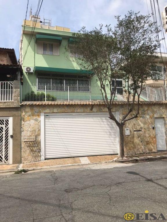 VENDA | CASA ASSOBRADADA - Parada Inglesa - 5 dormitórios - 6 Vagas - 350m² - CÓD:EJ4856