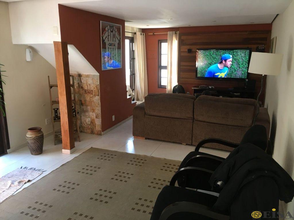 VENDA | SOBRADO - Parque Edu Chaves - 3 dormitórios - 3 Vagas - 100m² - CÓD:EJ4892